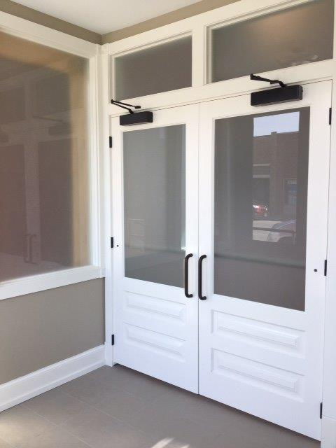 Custom Pine Doors, Transoms & Molding